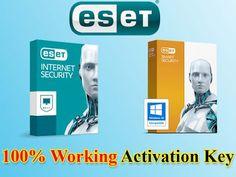 Eset Smart/Internet Security 9 10 Activation License Keys (100% Working)