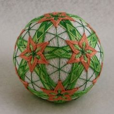 Temari Thread Ball