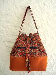 Resultado de imagem para moldes de mochilas de tecido