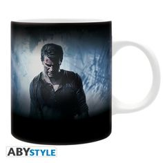 UNCHARTED Mug Uncharted Key Art