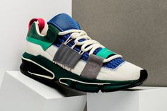 adidas's Twinstrike ADV Arrives in Another Bold Color Scheme | Sneakers Cartel