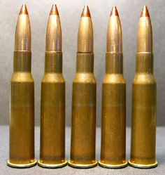 7.62x54mmR Russian  the oldest rifle cartridge still in military use today