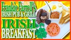 Irish Breakfast with Blood Pudding at Frankie Farrell's Irish Breakfast, Food Reviews, A Food, Grilling, Pudding, Beef, Ethnic Recipes, Beverage, Restaurants