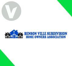 LOGO DESIGN: Bensonville Subdivision Home Owners Association Logo