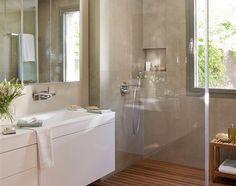 15 ideas para baños mini