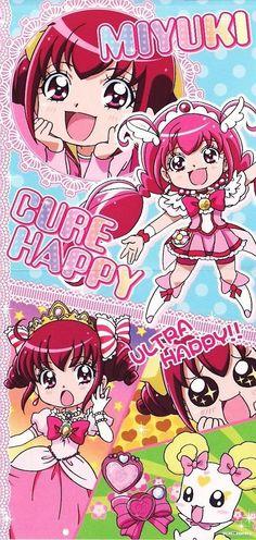 Hoshizora Miyuki/Cure Happy = ULTRA HAPPY <3