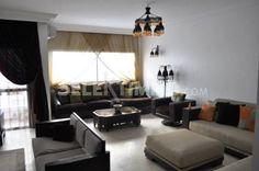 Location Appartement Casablanca Triangle d Or  172 m2 - 3 chambre(s)