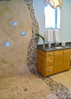 full body spray shower, with style!  http://trueconstruction.net/Gallery/Pages/Gallery_1.html