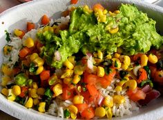 How to Make a 100 Percent Clean Version of Chipotle's Veggie Burrito Bowl | One Green Planet