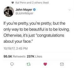 John Mayer for the win