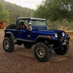 """jeepbeef: """"Good morning gorgeous! www.jeepbeef.com ___________ @cj8kennedy ・・・ Taking a shower in the Colorado rain #CJ8 #Jeep #0lllllll0 #jeepbeef #jeeplife #jeepcj """""""