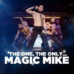 Channing Tatum Hints MAGIC MIKE Stage Musical May Premiere in Las Vegas!