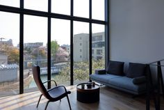 Japanese Architectural Firm Atelier Boronski Made a Sophisticated Riverside Villa Positioned in Kyoto