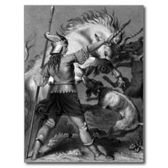 Valkyrie with horse and dog in battle