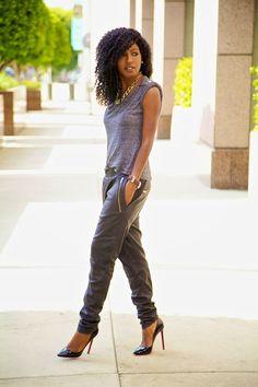 Fashion Cognoscente: Trend Alert: Jogger Pants