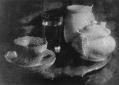 Heinrich Kühn - Teestilleben, III. Fassung on MutualArt.com