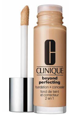 Beyond perfecting foundation från Clinique färg; vanilla