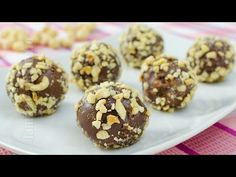 Bomboane Ferrero Rocher | Ferrero-Rocher Truffles (CC Eng Sub) | JamilaCuisine - YouTube