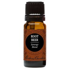 Root Beer Synergy Blend Essential Oil by Edens Garden (Black Pepper, Camphor, Lemongrass, Peppermint, Vetiver and Wintergreen)- 10 ml -- Find out more details by clicking the image : peppermint essential oil