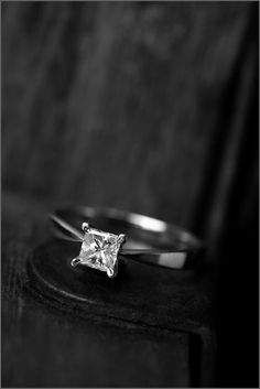 This engagement ring! Gorgeous! :)
