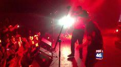 Mark Battles Peforms in Charlotte (+playlist) via @FOX46CAROLINAS