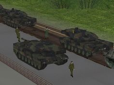 Leopard 2A5 Set. Bis #EEP6 http://j.mp/Leopard-2A5-Set