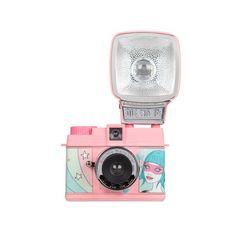 Clueless-inspired gift guide: Diana Double Rainbow mini camera