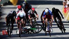 Tour de France 2017: Mark Cavendish crashes heavily as Arnaud ...