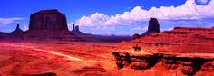 """Puzzle EDUCA """"Monument Valley, USA"""", 1.000 piezas."""