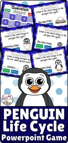 Holiday Handheld Penguin Fun Game Bundle 1 Player Three Piece Set