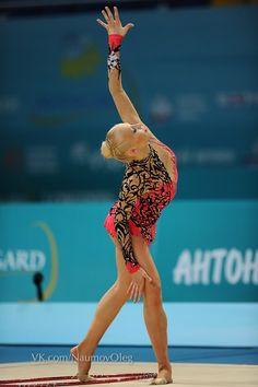 Kseniya Moustafaeva (France), World Championships 2013