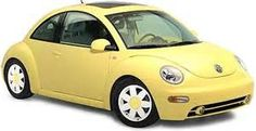 volkswagon beetle yellow daisy rims | daisy rims