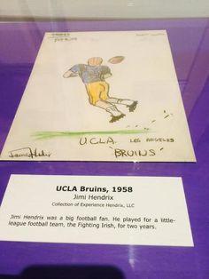 CBS Sports retweeted CBS Sports CFB  LOOK: 15-year-old Jimi Hendrix drew fan art for USC, UCLA, Oregon and Cal http://cbsprt.co/1INOdfz  (via @JPosnanski)