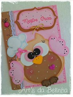 Arte fomix Kids Crafts, Foam Crafts, Diy And Crafts, Craft Projects, Projects To Try, Paper Crafts, Decorate Notebook, Punch Art, Beading Tutorials