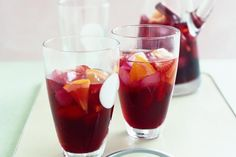Beverages Drinks Recipe  Chilled Mulled Wine Recipe