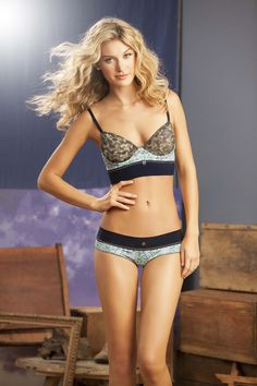 Maaji Lingerie brings you it's  Underwear  (228LT/228LB)