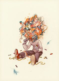 James Jean | Crayoneater