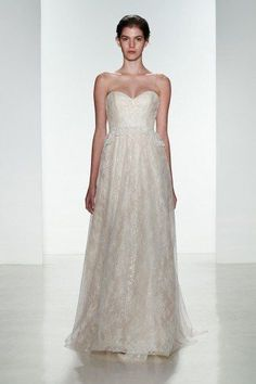 Trending from Kleinfeld Bridal Christos Molly