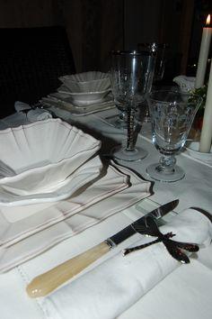 Noël.. Tables, Tableware, Kitchen, Baking Center, Mesas, Dinnerware, Cooking, Kitchens, Table