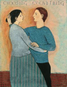 "Brian Kershisnik ""Choosing Everything"" - Official SiteBrian Kershisnik | Painting From Life"