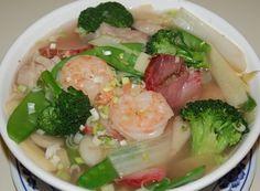 Wonton, this recipe takes won ton soup to a whole new level!