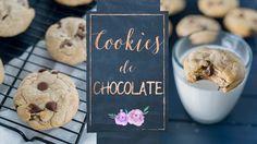 O MELHOR COOKIES COM GOTAS DE CHOCOLATE - YouTube