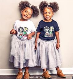 mama and twin girls megan &