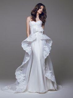 Blumarine Bridal Collection 2015