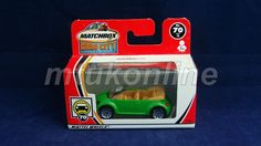 MATCHBOX 2002 VOLKSWAGEN BEETLE CONCEPT 1 CONVERTIBLE | CHINA | 70/75 | 97868