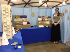 Our Booth Winner From February 1, 2014 Let's Shop Local.