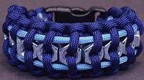 hex bolt paracord bracelet - Bing Videos