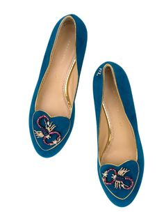 Charlotte Olympia Zodiac shoes Scorpio