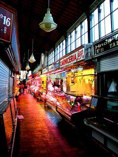 Mercado en #Santander #Cantabria #Spain #Travel