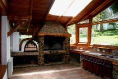 diseño de parrillas para quinchos - Buscar con Google Barbecue Grill, Mexican Style, Barbacoa, Open Kitchen, My House, Outdoor Living, Sweet Home, Home And Garden, Backyard